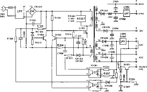 Рис. 1.8 Принципиальная схема